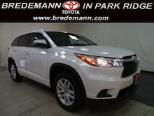 2016 Toyota Highlander AWD/LE/3ROWS/V6 - GC CERTIFIED WARRANTY INCL!!! SUV