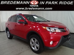2015 Toyota RAV4 XLE ^MOONROOF^  RED  AND READY GC CERTIFIED!!! SUV