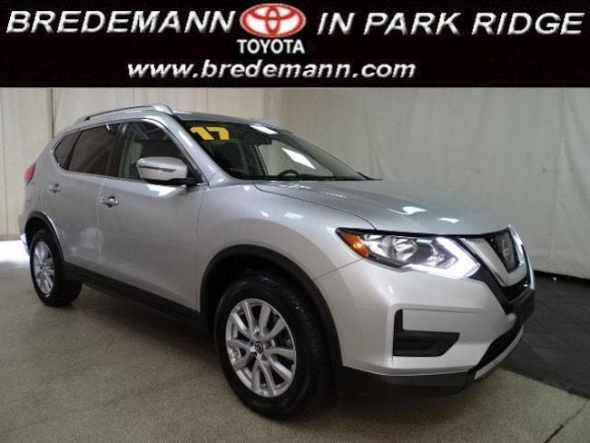 Nissan Rogue Remote Start >> Used 2017 Nissan Rogue Sv Awd Remote Starter Factory Warranty Too