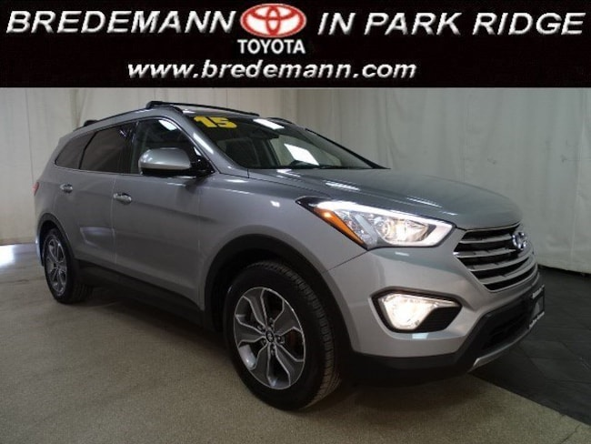 2015 Hyundai Santa Fe GLS 3RD ROW SEATS - GC CERTIFIED W/WARRANTY!!! SUV