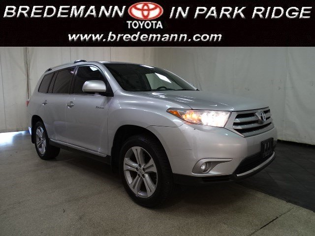 2013 Toyota Highlander LIMITED - LEATHER/NAVI/MOONROOF -FREE GC CERT WTY! SUV