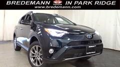 New 2018 Toyota RAV4 Hybrid Limited SUV in Easton, MD