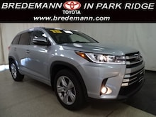 2018 Toyota Highlander LIMITED/AWD - LEATHER/NAVI/MOONROOF WHY BUY NEW? SUV