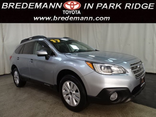 2017 Subaru Outback PREMIUM/AWD/HEATED PWR SEATS- FACTORY   WTY!!!! SUV