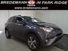 2018 Toyota RAV4 XLE/AWD/MOONROOF - GC CERTIFIED W/FACTORY WTY!!1 SUV