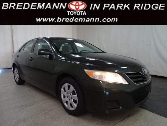 2011 Toyota Camry LEAIR IN THE HAIR-MOONROOF W/GC CERTIFIED WTY!!! Sedan