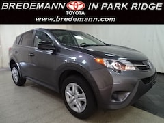 2014 Toyota RAV4 LE AWD - LOOOOW MILES AND GC CERTIFIED WARRANTY!!! SUV