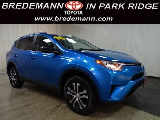 2016 Toyota RAV4 LE WHY BUY NEW? *FREE CERTIFIED 7Y/100K WTY ($1500 SUV