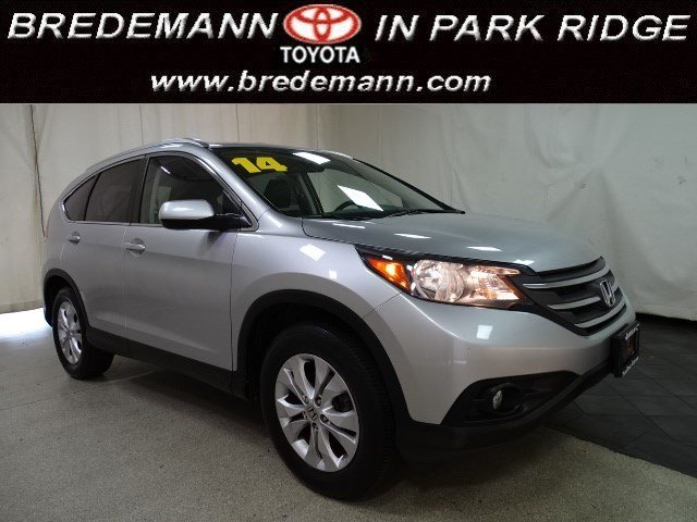 2014 Honda CR-V EX-L AWD LEATHER ^MOONROOF^ *FREE GC CERTIFIED WTY SUV