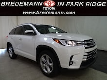 2018 Toyota Highlander LIMITED - LEATHER/NAVI/MOONROOF -WHY BUY NEW? ONLY SUV