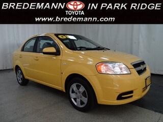 2008 Chevrolet Aveo LS BUY OF THE WEEK  1-OWNER W/*WARRANTY! Sedan