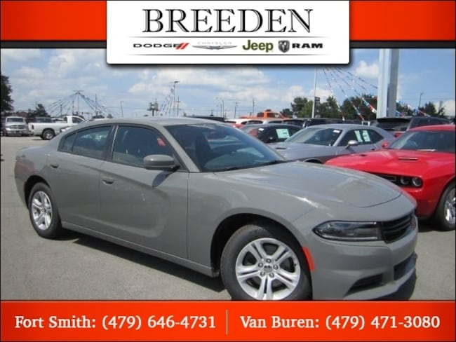 new 2018 Dodge CHARGER SXT RWD Sedan in Fort Smith AR