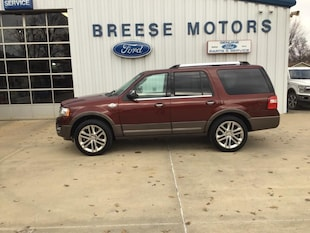 2015 Ford Expedition Wagon
