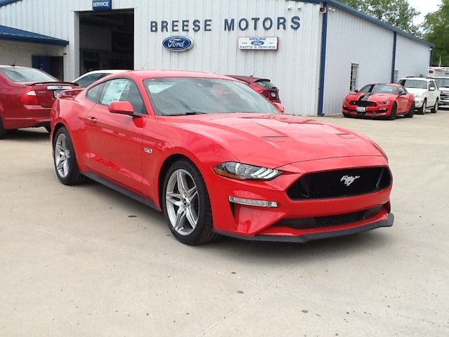 New 2019 Ford Mustang For Sale at Breese Motor Sales Inc