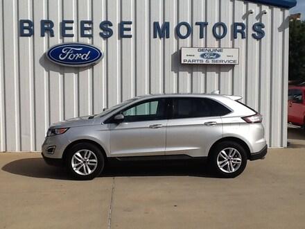 2017 Ford Edge SEL SUV