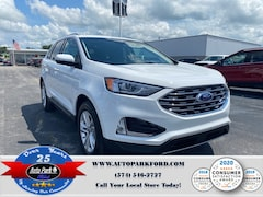 New 2020 Ford Edge SEL Crossover for sale in Bremen, IN