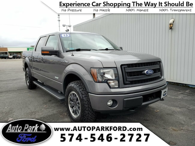 Used 2013 Ford F-150 FX4 Truck for sale in Bremen, IN
