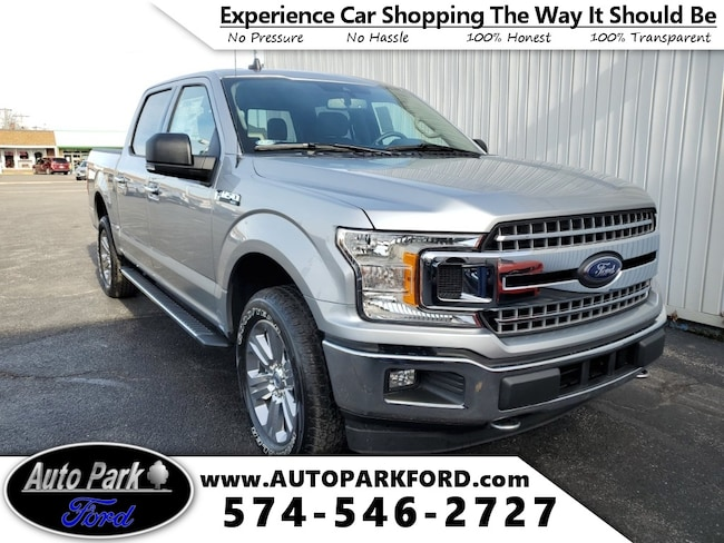 Used 2020 Ford F-150 XLT Truck for sale in Bremen, IN