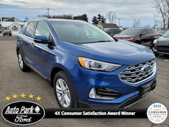 New 2020 Ford Edge SEL SUV for sale in Bremen, IN