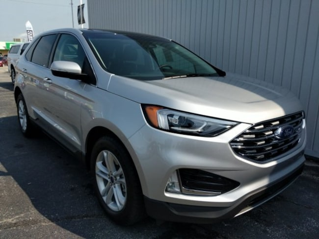 New 2019 Ford Edge SEL Crossover for sale in Bremen, IN