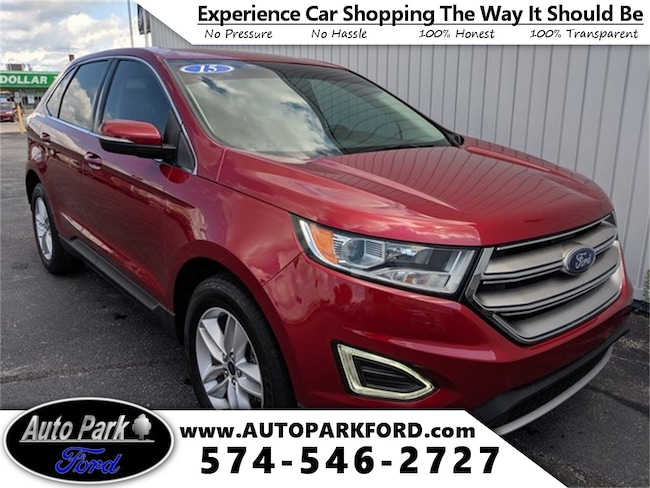 Used 2015 Ford Edge SEL SUV for sale in Bremen, IN