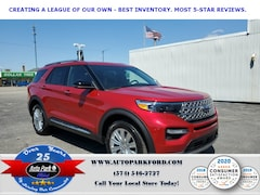New 2020 Ford Explorer Limited SUV 1FM5K8FW7LGC26974 for sale in Bremen, IN