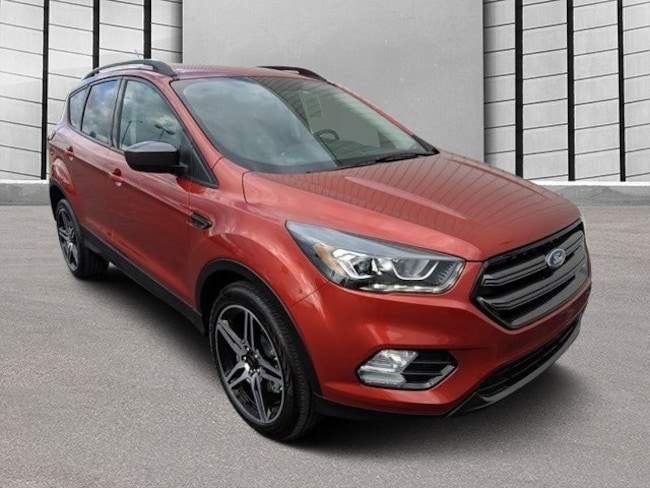 New 2019 Ford Escape SEL SUV for sale in Bremen, IN
