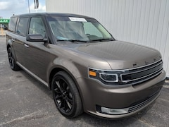 Certified Pre-Owned 2019 Ford Flex Limited SUV for sale in Bremen, IN