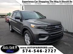 2020 Ford Explorer XLT SUV 1FMSK8DH3LGB20562 in Sturgis, MI