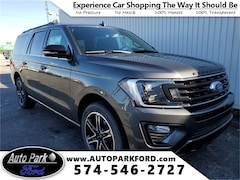 New 2019 Ford Expedition Limited MAX SUV 1FMJK2AT6KEA88881 for sale in Bremen, IN