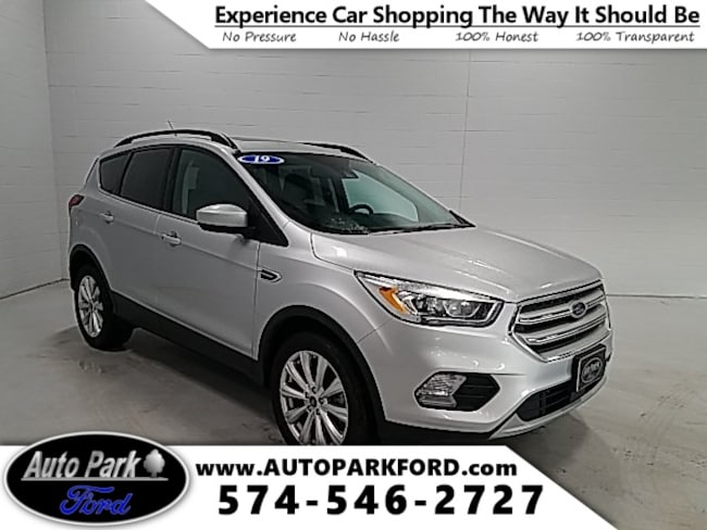 Used 2019 Ford Escape SEL SUV for sale in Bremen, IN