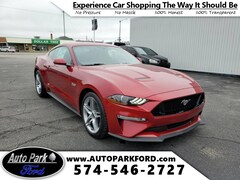 New 2020 Ford Mustang GT Coupe 1FA6P8CF1L5146120 for sale in Bremen, IN