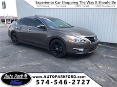 Used 2014 Nissan Altima 2.5 SV Sedan 1N4AL3AP7EC101699 for Sale in Plymouth, IN at Auto Park Buick GMC
