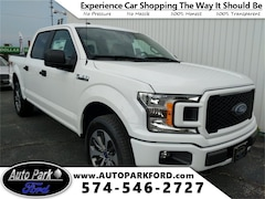 New 2019 Ford F-150 STX Truck 1FTEW1EP0KFC98243 for sale in Bremen, IN