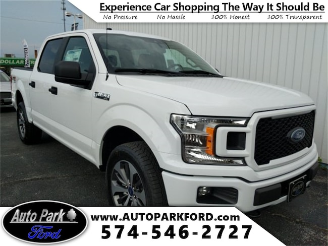 New 2019 Ford F-150 STX Truck for sale in Bremen, IN
