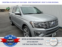 New 2020 Ford Expedition Limited MAX SUV for sale in Bremen, IN