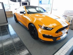 New 2018 Ford Mustang Shelby GT350 Coupe 1FA6P8JZ6J5503723 for sale in Bremen, IN