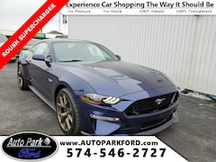 New 2020 Ford Mustang GT Coupe 1FA6P8CF5L5133449 for sale in Bremen, IN