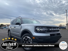 New 2021 Ford Bronco Sport Big Bend SUV for sale in Bremen, IN