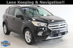 Certified Pre-Owned 2018 Ford Escape SEL SUV for sale in Bremen, IN
