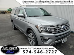 New 2020 Ford Expedition Limited MAX SUV 1FMJK2AT4LEA43407 for sale in Bremen, IN