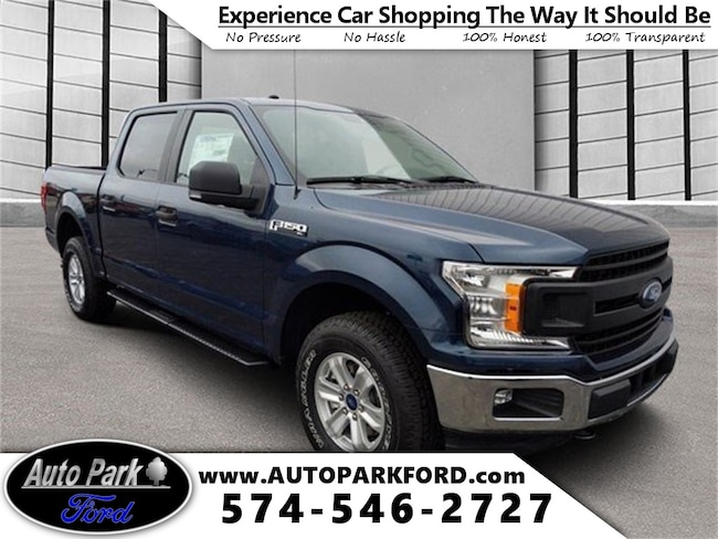New 2019 Ford F-150 XL Truck for sale in Bremen, IN