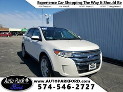 Used 2013 Ford Edge SEL SUV 2FMDK4JC3DBC05940 for sale in Bremen, IN