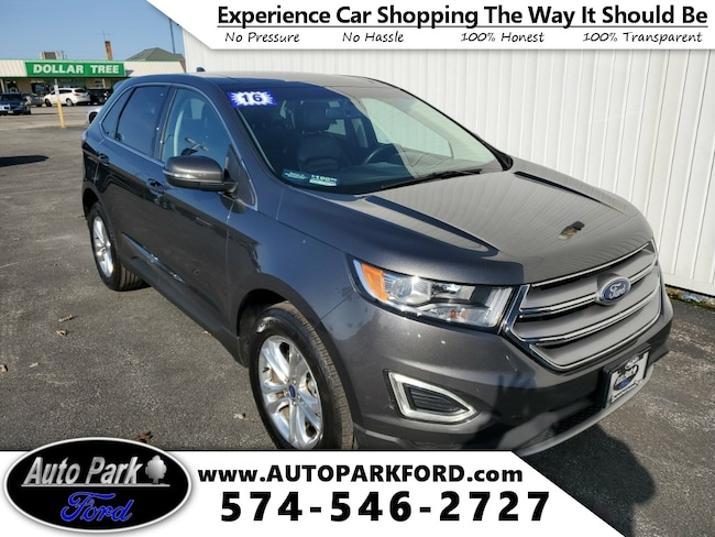 Used 2016 Ford Edge SEL SUV for sale in Bremen, IN