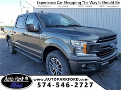 New 2020 Ford F-150 XLT Truck 1FTEW1EP9LFA11709 for sale in Bremen, IN