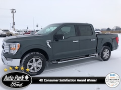 New 2021 Ford F-150 XLT Truck for sale in Bremen, IN