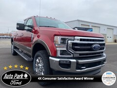 New 2021 Ford F-350 Lariat Truck for sale in Bremen, IN