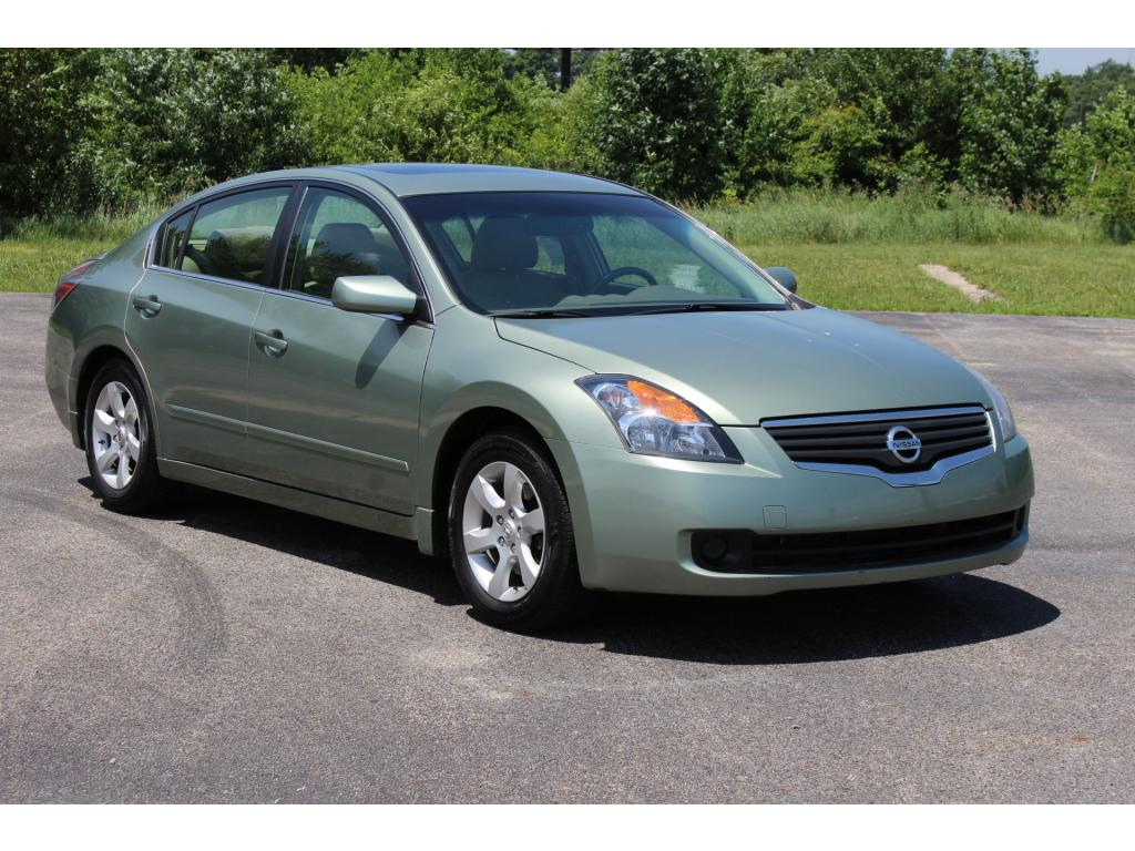 Used 2007 Nissan Altima For Sale at Auto Park Ford Bremen