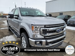 New 2021 Ford F-250 XLT Truck for sale in Bremen, IN