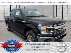 New 2019 Ford F-150 XLT Truck 1FTEW1EP1KFB80170 for sale in Bremen, IN
